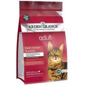 Корм для взрослых кошек беззерновой с курицей и картофелем (Adult Cat Chicken Potato)