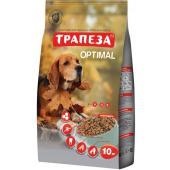Оптималь для взрослых собак, склонных к полноте