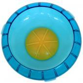 Колесо беговое пластиковое для грызунов, d11см (WL05)