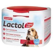 Молочная смесь для щенков Lactol puppy