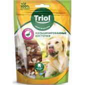 Кальцинированные косточки с уткой для собак (PT12)
