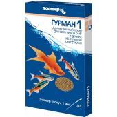 Гурман-1, деликатес для всех рыб, коробка