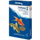 Гурман-2, деликатес для всех рыб, коробка