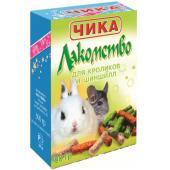 Лакомство для кроликов и шиншилл