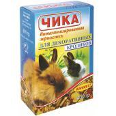 Корм для декоративных кроликов
