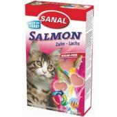"""Витамины для кошек с лососем. """"Salmon"""" 85 таб."""