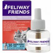 Феливей ФРЭНДС Успокаивающие феромоны для кошек, сменный флакон