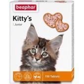 Кормовая добавка с биотином для котят, Kitty's Junior