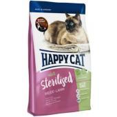 Для кастрированных котов и кошек с ягненком Supreme Sterilised Weide-Lamm