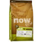 Беззерновой для взрослых собак малых пород, с индейкой, уткой и овощами, Fresh Small Breed Adult Recipe Grain Free 27/17