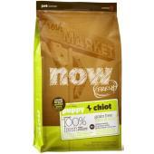 Беззерновой для щенков малых пород, с индейкой, уткой и овощами, Fresh Small Breed Puppy Recipe Grain Free 27/17