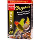 """Корм для средних и мелких попугаев """"Экзот"""""""