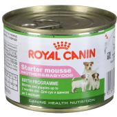 Мусс для щенков до 2-х месяцев, беременных и кормящих сук (Starter Mousse)