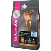 Для взрослых собак крупных пород с чувствительным пищеварением с ягненком и рисом