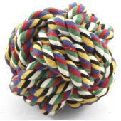 """Верёвка цветная """"Мяч"""" 8 см  (301CQ)"""