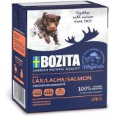 Naturals Salmon кусочки в желе для собак с лососем
