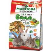 MY RABBIT BRAVO корм для карликовых кроликов