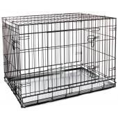 Клетка для животных c 2 дверцами, эмаль, 107*70*79,5 см (005-2K)