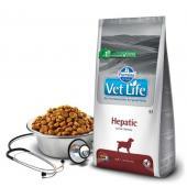 VL диета корм для собак гепатик
