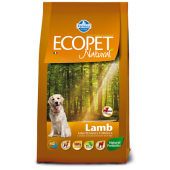 ECOPET NATURAL корм для собак MINI, ягненок