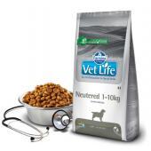 VL диета корм для собак стерилизованных и кастрированных