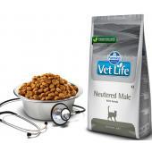 VL диета корм для кастрированных котов