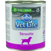 Vet Life консервы для собак струвит (паштет)