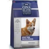 Dog Elite Duck&Potato сухой корм для взрослых собак с ягненком, картофелем и мятой