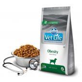 VL диета корм для собак обесити