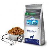 VL диета корм для собак ультрагипо