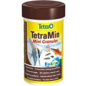 Корм для всех видов рыб, мелкие гранулы TetraMin Mini Granulat