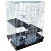 Клетка для животных, 2 полки, 61*46*77 см (С5-1)