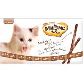Лакомые палочки  для кошек с индейкой и ягненком 10шт*5г