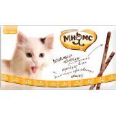 Лакомые палочки  для кошек с цыпленком и печенью 10шт*5г