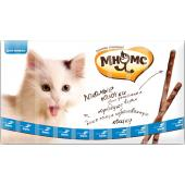 Лакомые палочки  для кошек с лососем и форелью 10шт*5г