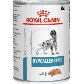 Консервы для собак при пищевой аллергии (Hypoallergenic)