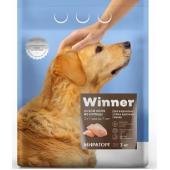 Сухой корм для взрослых собак крупных пород, с курицей