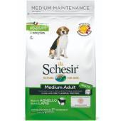 Сухой корм для взрослых собак средних пород с ягненком