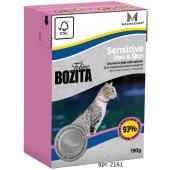 Feline Funktion Sensitive Hair and Skin функциональное влажное питание для взрослых и молодых кошек с чувствительной кожей и шерстью