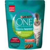 """Для стерилизованных кошек с говядиной """"Природа здоровья"""""""