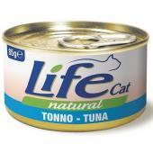 Консервы для кошек с тунцом в бульоне