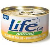 Консервы для кошек курица в бульоне