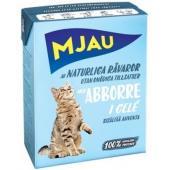 Консервы для кошек мясные кусочки в желе с окунем