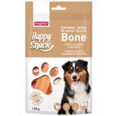 Лакомство для собак Happy Snack Куриное филе на кальциевой косточке