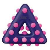 Игрушка для собак Dotz треугольник большой 17 см
