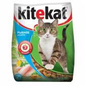 Сухой корм для кошек рыбное ассорти