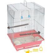 Клетка для птиц  43*30,5*58 см (7005 К)