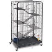Клетка для животных, 4 полки 79*52,5*140 см (C4-1)