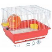 Клетка  для мелких грызунов, 30*23*21 см (YD-114)
