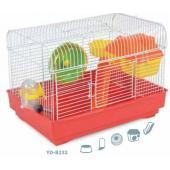 Клетка  для мелких грызунов, 33*23*23 см (YD-B232)